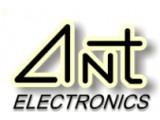 Логотип АНТ Электроникс