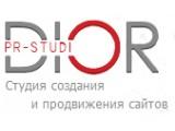 Логотип SEO studio DIO-R