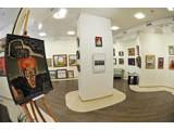 Логотип Галерея современного искусства NT-Art