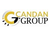 Логотип Candan Group & Ayde Construction