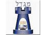 """Логотип Международный еврейский общинный центр """"Мигдаль"""""""