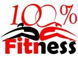 Логотип 100%FITNESS
