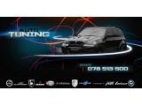 Логотип AutoTuning.MD - только тюнинг, ничего лишнего ...