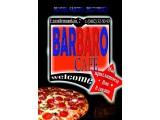 Логотип БАРБАРО кафе, BARBARO cafe