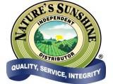 Логотип NSP НСП Natures Sunshine Products