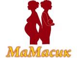 Логотип HAPPY MAMA
