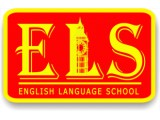 Логотип English language school