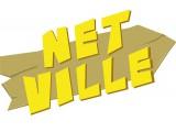 Логотип Netville