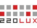 Логотип 220Lux, ООО, торгово-монтажная фирма