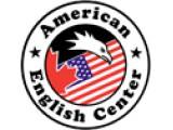 Логотип American English Center, языковой центр