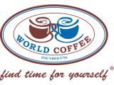 Логотип World Coffee