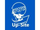 Логотип Up-Site, ФЛП