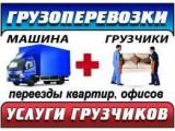 Логотип Вантажні перевезення Луцьк + вантажники Луцьк
