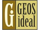 Логотип ГеосИдеал - производитель кухонь из массива дерева