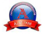 Логотип Гипермаркет хозтоваров aziz7km