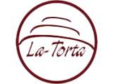 Логотип La-Torta - интернет-магазин товаров для кондитеров