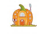 Логотип Бабушкин Дом — частный дом престарелых