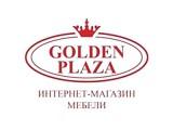 Логотип Интернет-магазин мебели Goldenplaza