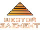 "Логотип ГМ ""Шестой Элемент"" - гипермаркет мебели"
