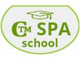 Логотип CTM SPA School