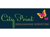 Логотип Рекламное агентство City Print