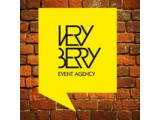 Логотип Организация праздников Одесса: Event агентство VERY BERRY