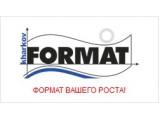 "Логотип Типография ""Формат"""