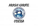 Логотип Международная федерация Араши каратэ (арашидо)