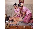 Логотип Cалон тайского массажа Silavadee