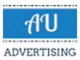 Логотип АЮ Реклама Одесса